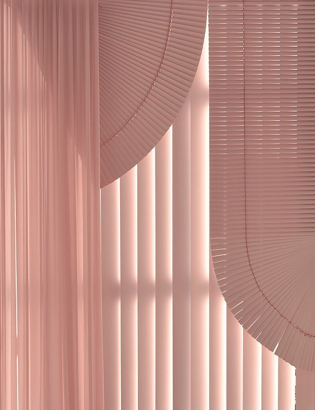 BETWEEN CURTAINS BY STUDIO DNNK
